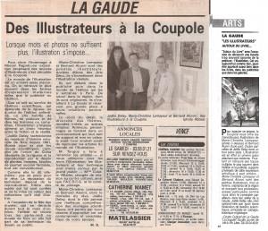 1994 NICE-MATIN 18 OCTOBRE 1994 et officiel