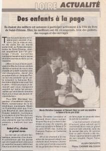 1997 LE PROGRES 29 JANVIER 1997