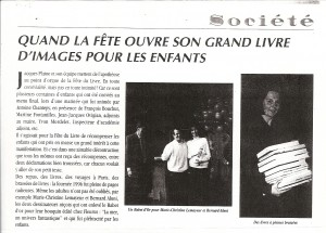 1997 L'ECHO DE LA LOIRE MARS 1997