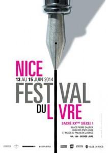 Festival livre Nice 2014