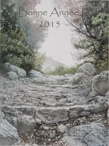 carte bonne année